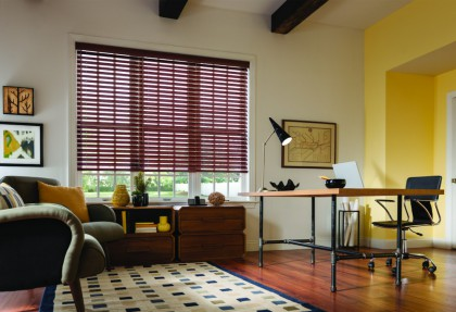 Faux Wood Blinds in Washington DC