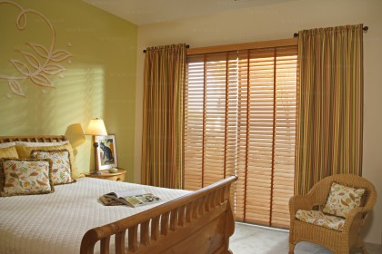 Washington DC Wood Blinds